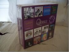 QUEEN SINGLES COLLECTION VOL 1 13 cd BOX SET UK RELEASE NEW SEALED RARE