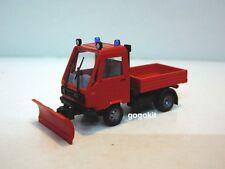 Germany Busch 2001 Automodelle 1:87 42204 H0 Multicar Brandenburg Truck Vehicle