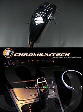 BMW E39 E53 X5 475 Nero LED SHIFT GEAR KNOB per RHD con luce di posizione del cambio NUOVO