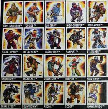 New listing Hasbro Gi Joe vintage 80's Arah Waist Crotch Body Parts U Pick