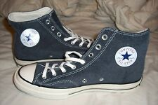 RARE Converse Chuck Taylor All Star 70 HI SUEDE / LEATHER MEN 9.5