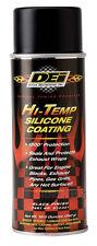Dei 010301 High Temperature Exhaust Header Heat Coating Silicone Spray Can Black