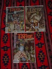 The Books of Faerie: Auberon's Tale #1 to #3 (Complete Series of all 3 Issues)