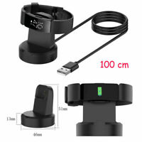 For Fitbit Inspire / HR 100CM Charger USB Cable Universal Magnetic Charging Dock
