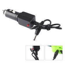 New Output 4.2V Black Travel 3.5mm Adapter  DC Power Input 12V Car Charger