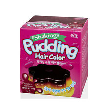 Dongsung eZn Shaking Pudding Hair Color (Raspberry Red Brown 5.6) 2.37oz