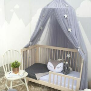 Baby Canopy Tent Mosquito Net Bed Curtain Baby Crib Netting Cot Hung Dome Tent