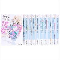 The Pet Girl of Sakurasou VOL.1-10 Japan Novel Complete Set F/S