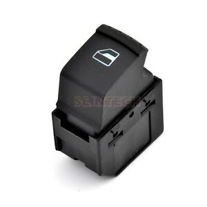ELECTRIC WINDOW CONTROL SWITCH FRONT / REAR FOR VW SHARAN GOLF V BORA 1M0959855