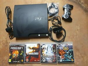 Play Station 3 PS3. bundle.