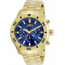 Invicta Specialty 28892 Men's Round Gold-Tone Chronograph Analog Watch