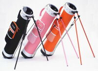 C13 Adult/Junior Range Pencil Carry Golf Bag Removable Top Cover w. stand bag