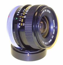 Canon Lens FD 28mm 1:2,8 in extremely good condition!