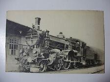 AUST098 c1900 ROYAL AUSTRIAN RAILWAY LOCOMOTIVE de L'AUTRICHE POSTCARD Oestreich