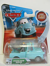 Disney PIXAR Cars #19 BRAND NEW MATER with Changing Eyes - Ages 3+