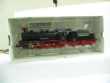 FLEISCHMANN 1155 DAMPFLOK BR 55 der DB AC DIGITAL   A184