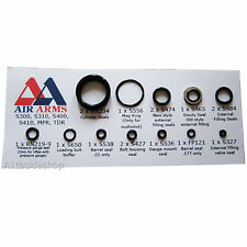 Extended O Ring Seal Service Kit for Air Arms s510 & HFT 500 - DEDICATED s510