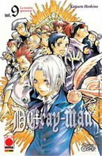 PM277 - Planet Manga - D Gray Man 9 - Ristampa - Nuovo !!!