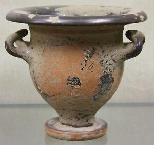 Riproduzione vaso Greco-arcaico CRATERE A CALICE