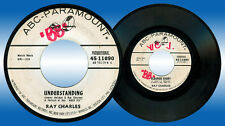 Philippines RAY CHARLES Eleanor Rigby 45 rpm PROMO Record