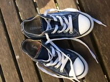 Converse All Star Leather kids size 12