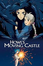 RGC Huge Poster - Howl's Moving Castle Anime Poster Glossy Finish - STG012