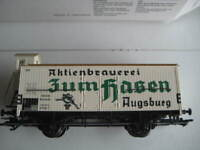 Marklin H0 4678-95001 Aktienbrauerei Zum Hasen Augsburg w/ brakeman's cab LNIB