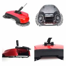 Sweeping Draging Broom Rotary 360 ° Cordless Sweeper