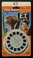 Vintage VIEW MASTER - E.T. The Extra-Terrestrial 1982-3 Reels- Unopened & Sealed