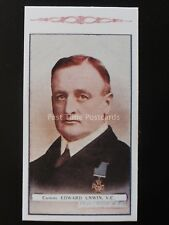 CAMPBELL Great War Victoria Cross Heroes 7th S REPRO Gallaher 1917 No.163 J.V