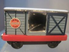 Thomas & Friends Take N Play Metal Sodor FRIEGHT WAGON WITH VIEW PICTURE