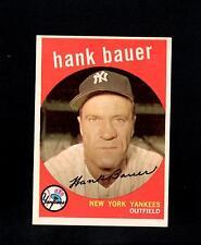 1959 Topps # 240 Hank Bauer NM-MT