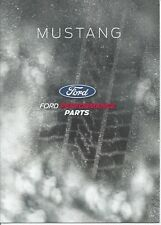 Mint  2018 Ford Mustang GT V6 EcoBoost Performance Parts Sales Brochure News