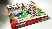 🌟 Cluedo Junior Board Game - The Case of the Missing Prizes By Hasbro 🌟