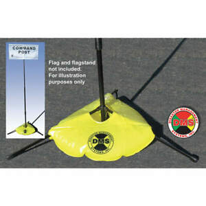 DMS DMS 05742 Flag Stand,Water Weight Bag
