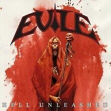 Evile Hell Unleashed CD NEW