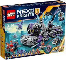 Lego sede Jestro nexo - Construcción