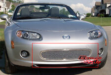 Fits Mazda MX-5 Bumper Stainless Mesh Grille Insert 06-08