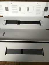 Genuine Apple Watch Strap 44mm Space Back Milanese