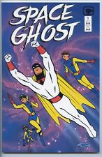 SPACE GHOST #1 - 9.2, WP - Comico - High grade!