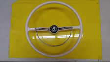 VW bug Ivory color reproduction Steering Wheel 1965-1971