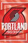 PORTLAND TRAIL BLAZERS - LOGO POSTER - 22x34 - NBA BASKETBALL 16298