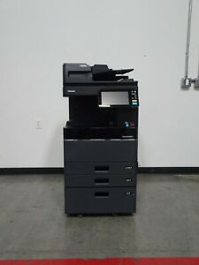 Toshiba e-STUDIO4505AC 4505AC color copier printer scanner - Only 91K meter