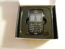 Blackberry Curve 8530 Black Smartphone Cricket Cellular Phone NEW OPEN BOX