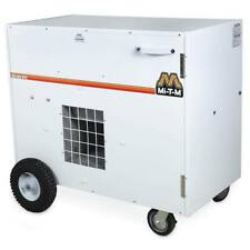 Mh-0355 Dual Fuel Heater 355000 Btu Outdoor Event Job Site Directional Heater