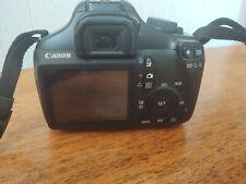 Camera, Digital SLR, Canon Rebel T3