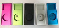Apple iPod Nano 2nd Gen 2G Aluminum Body Replacement Pink Silver Green Black