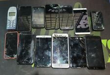 Untested cell phones tablets and Accessories for repair or parts samsung apple