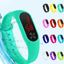 Montre relogio relojes LED electronic sport watch reloj deportivo girls boys min
