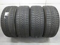 4x Winterreifen Pirelli Sottozero Winter 3 225/45 R18 95H / MO / DOT xx18